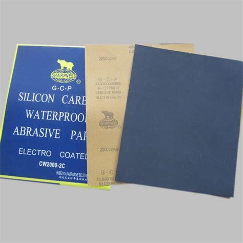papel mojado wet papel que enarena de papel mojado y seco el enarenar de papel impermeable de silicio de la iso
