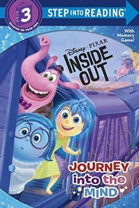 into the mind books journey into the mind disney pixar inside out rh