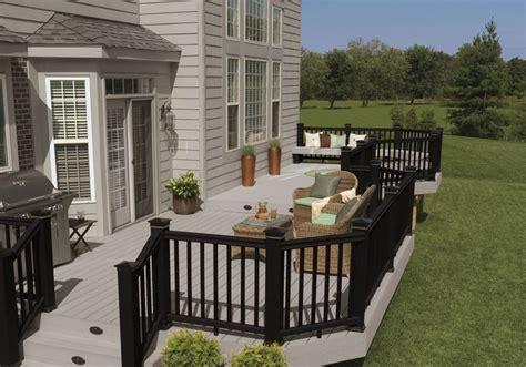 backyard decks cost the 25 best composite decking prices ideas on pinterest