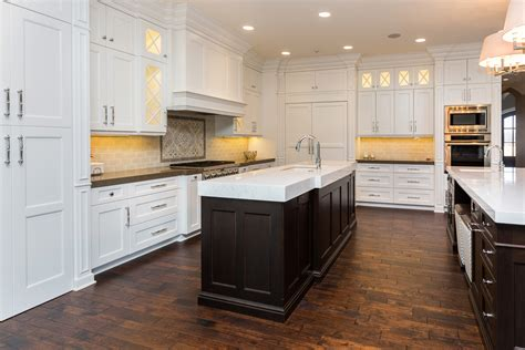 double kitchen island designs double island kitchen ovation cabinetry