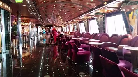 Carnival Splendor Promenade Deck Tour   YouTube