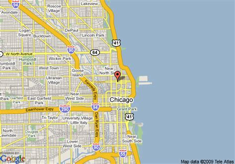 comfort inn chicago il downtown map of comfort inn and suites downtown chicago chicago