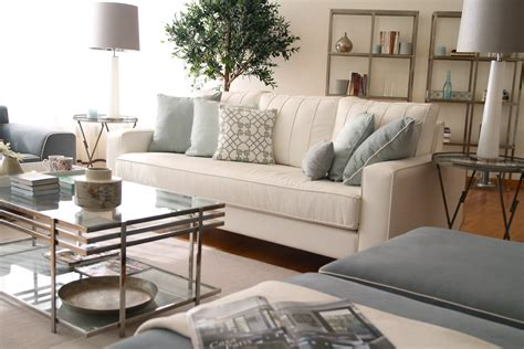 white and gray living room little bennet where art design fashion are totally