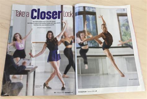 tisch audition requirements tisch dancers model in dance spirit magazine