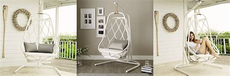 hanging living room chair friday five funky chairs for your living room eclectic home