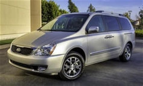 Kia Sedona Faults Kia Sedona Engine Problems