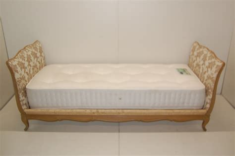 day bed for sale french antique daybed now re upholstered 250409