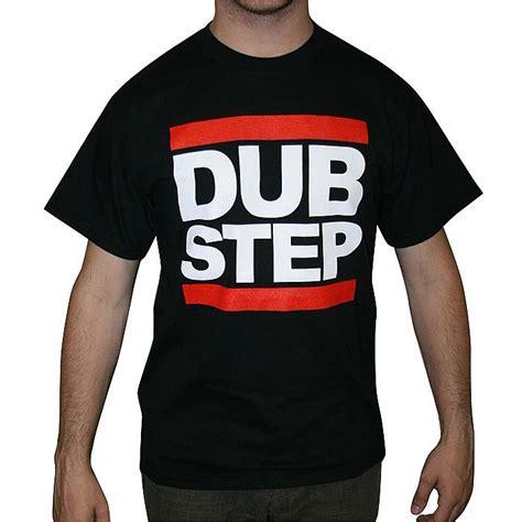 T Shirt Dubstep On dubstep dubstep t shirt black with white design