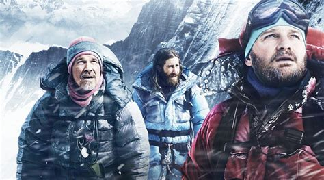 Film Everest Toulouse | 171 everest 187 jake gyllenhaal et sam worthington au bout de