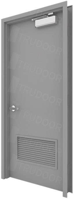 electrical room door swing hollow metal doors with louvers doors with vents