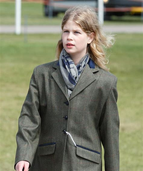 Charlotte Moss by She S All Grown Up Lady Louise Windsor Enjoys The Royal