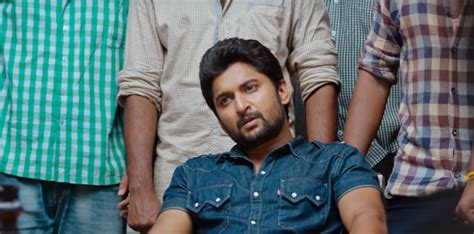 actor nani accident actor nani invovled in a car accident escapes with minor