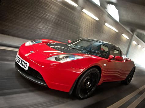 tesla roadster sport tesla roadster super electric sports car xcitefun net