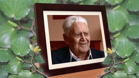Smith Passes Away by C Company Soldier Hingangaroa Smith Passes Away Māori