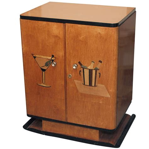 deco bar cabinet c 1930 at 1stdibs