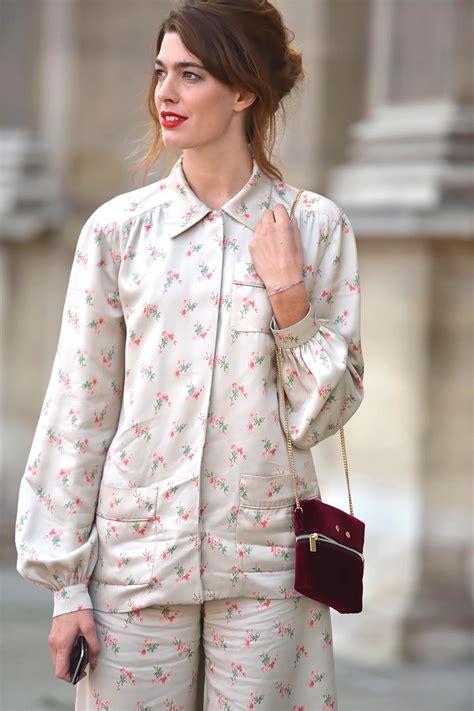 pyjama anzug pajama suit