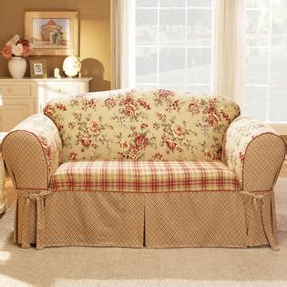 country sofa slipcovers sure fit sofa slipcovers country floral home home