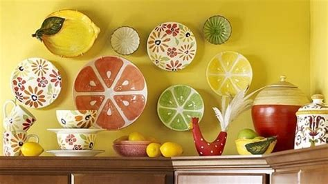 Kitchen Decorating Accent Pieces by Lemon Theme Kitchen Choose Interesting Accent Pieces