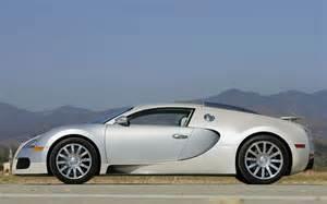 Bugatti Side View 2006 Bugatti Veyron Side View Photo 15