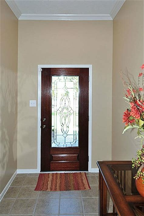 Lead Glass Front Door And Tile Entry House Reno Ideas Front Door Tiles