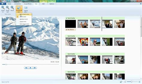 windows movie maker free tutorial getting started tutorial windows live movie maker youtube