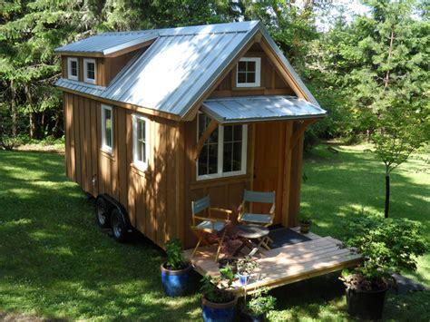 Tiny House Deck by Ynez Tiny House Tiny House Swoon
