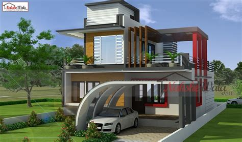 home design in chandigarh modern house plan latest2 floor
