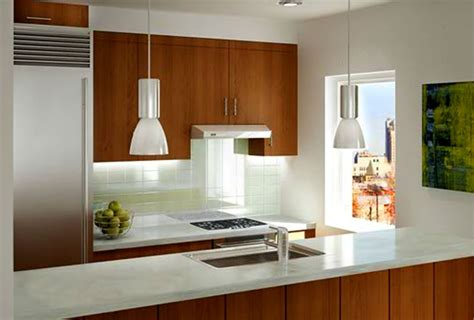 Apartment Kitchen Cabinets by 20 Space Saving Apartment Kitchen Design Ideas A