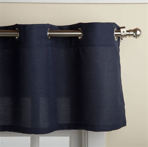 Navy Blue Valances valance navy blue