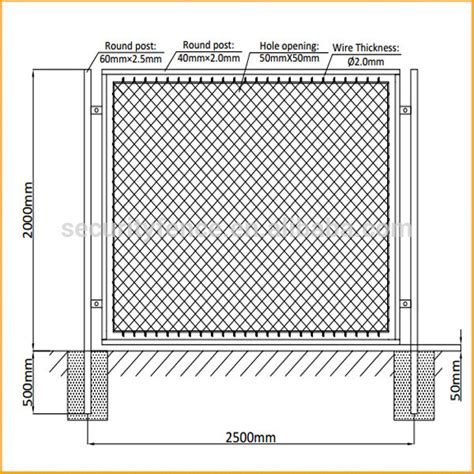 html section link factory price portable chain link fence panel buy