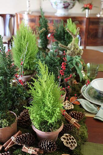 645 best images about christmas centerpieces tablescapes