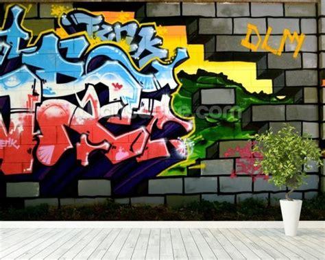 breach  wall  graffiti wallpaper wall mural