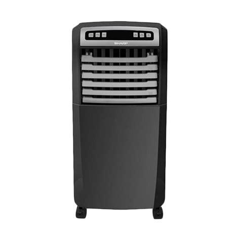 Sharp Pj A55ty Air Cooler Hitam jual sharp pj a55ty b w air cooler hitam khusus