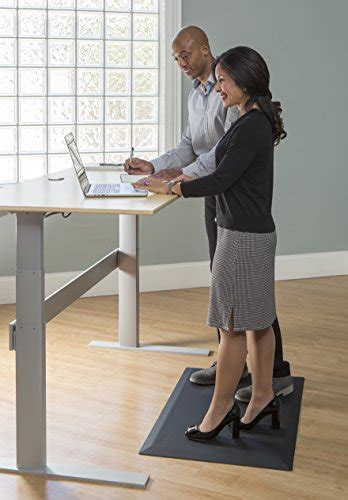 standing desk mat amazon imprint cumuluspro commercial grade standing desk anti
