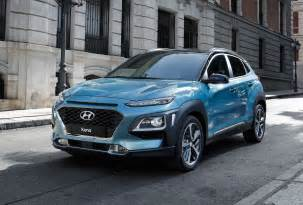 hyndai new car new hyundai kona suv specs details photos by car magazine