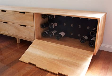 firefly hollow bar cabinet with wine storage entertainment unit for francesca and bruce sydney