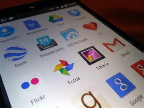 guardar imagenes google android an 225 lisis de servicios para guardar fotos en la nube