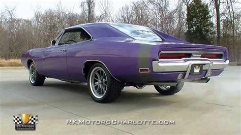 1970 Dodge Charger 500 Hemi Custom Pro Mod Muscle Car