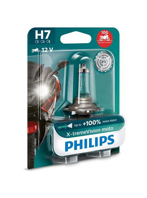 Lu Philips Blue Vision Moto x tremevision moto 201 clairages avant moto 12972xvbw philips