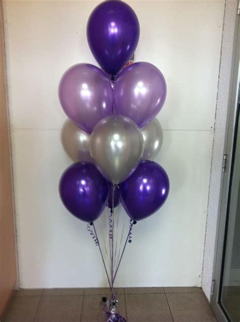 Balloon arrangements party favors ideas