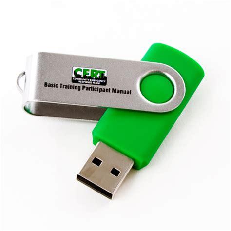 cert basic participant manual books cert participant manual flash drive cert supplies