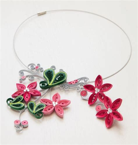 Jewellery With Quilling Paper - 211 best images about quilling jewelry on