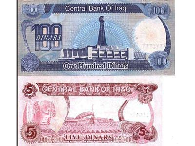 is the iraqi dinar worthless paper or maker of photos iraqi currency hot on ebay wired