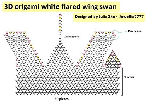 Swan Origami Meaning - 71 best images about 3d origami patronen on