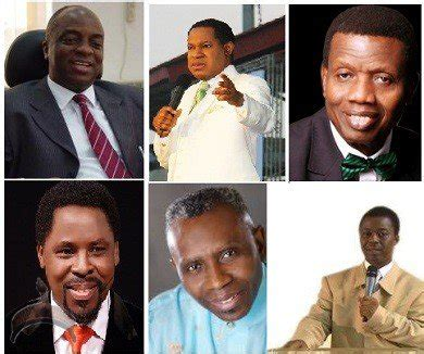 Top 20 Richest In Entertainment by Here Is A List Of Forbes Top 20 Richest Pastors In The