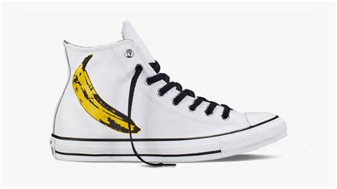 Harga Converse X Andy Warhol andy warhol x converse fall winter 2015 chuck all