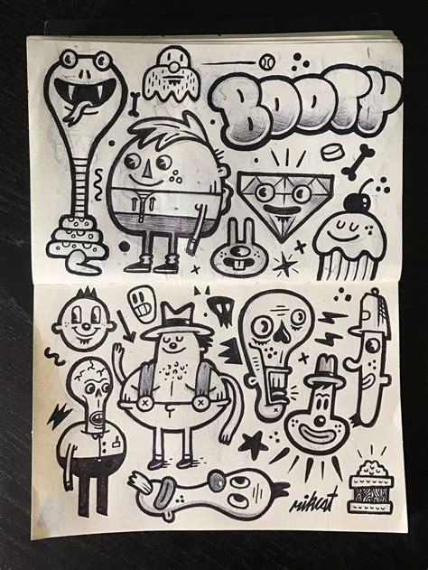pin  doodles drawings sketches