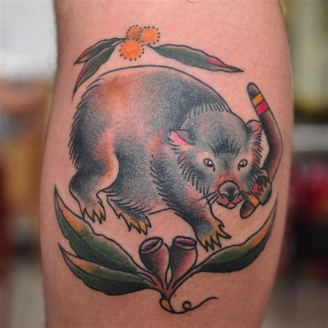 animal tattoo melbourne 1000 ideias sobre tatuagem australiana no pinterest
