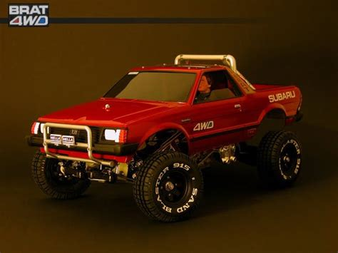 tamiya subaru brat 66 best images about tamiya rc on pinterest radios baja