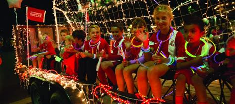 27th Annual Chico Parade Of Lights Growing Up Chico Magazine